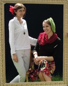 Pani Renata i Pani Anna
