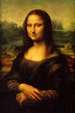 Leonardo da Vinci (1452-1519) Mona Lisa