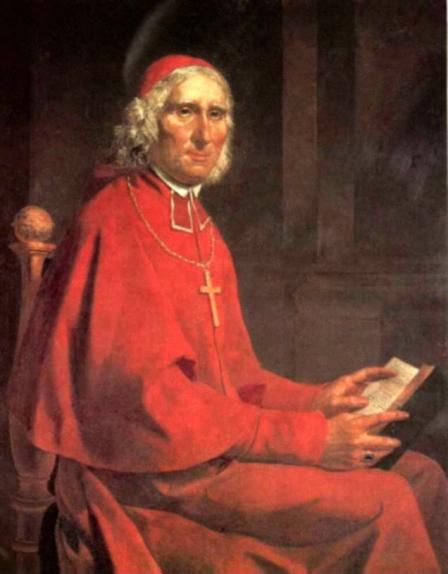 Antoni Brodowski (1784 – 1832) Biskup Szczepan Hołowczyc