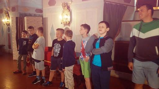 Wycieczka na Zamek Królewski
