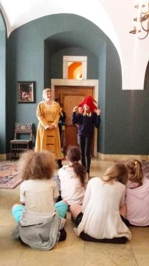 Zamek Królewski 2 czerwca