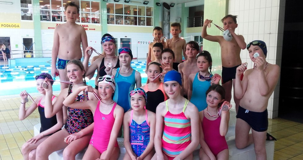 Pływacy na medal