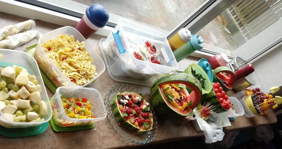Kolorowy i owocowy